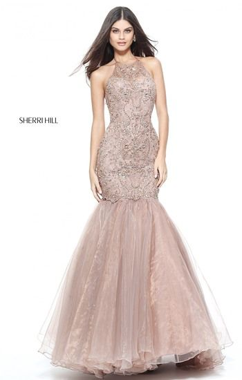 78ae4459556 Sherri Hill 51215 at B.loved Boutique  blovedprom  Sherrihill  www.blovedfashions.