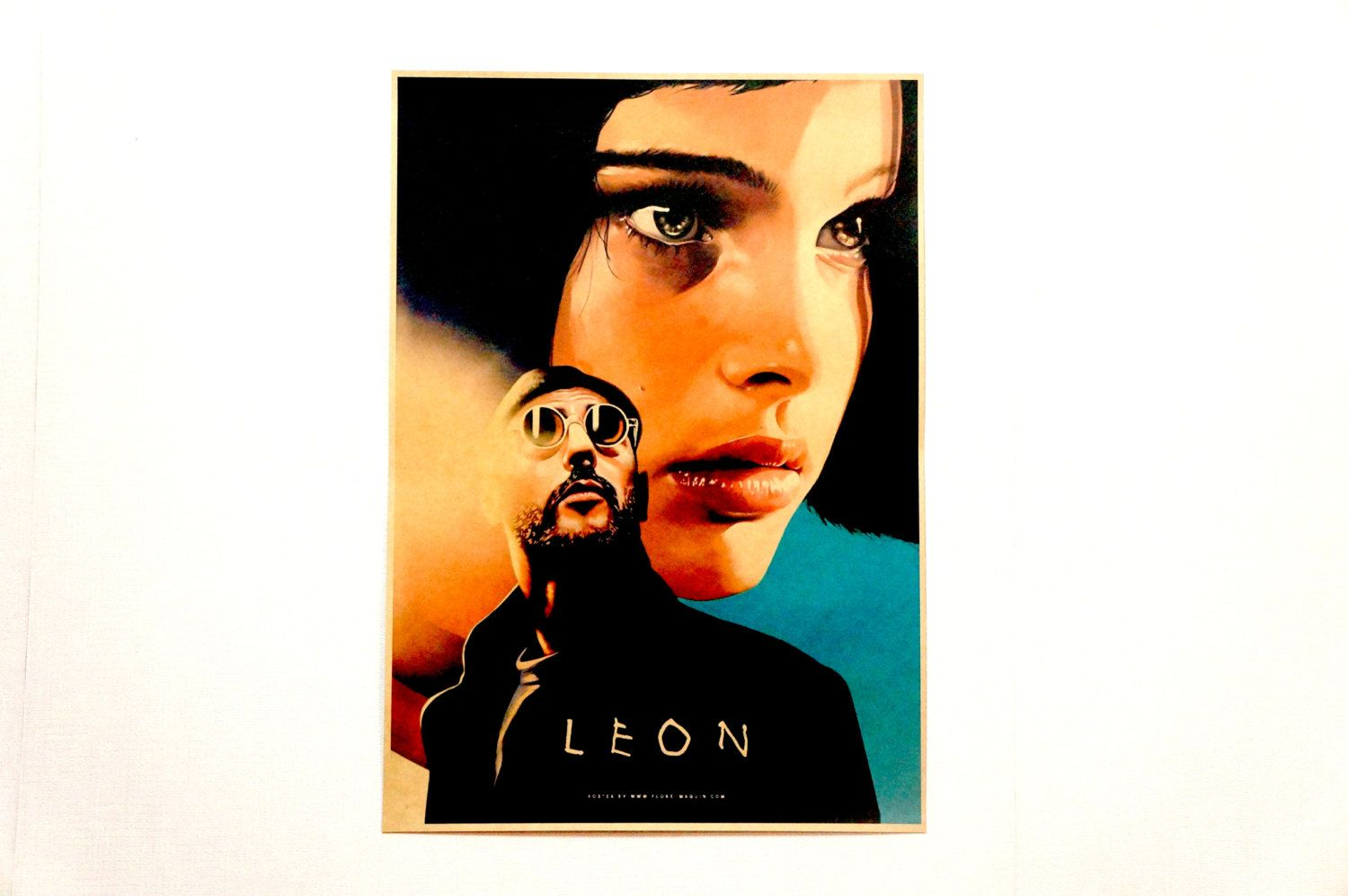 Cult actors. Leon - Aesthetic gangster drama from Luc Besson 54