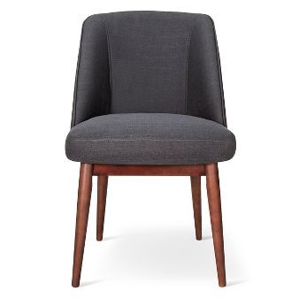 Designer Chairs For Living Room Modern Anywhere Chair Graphite  Threshold™  House  Pinterest
