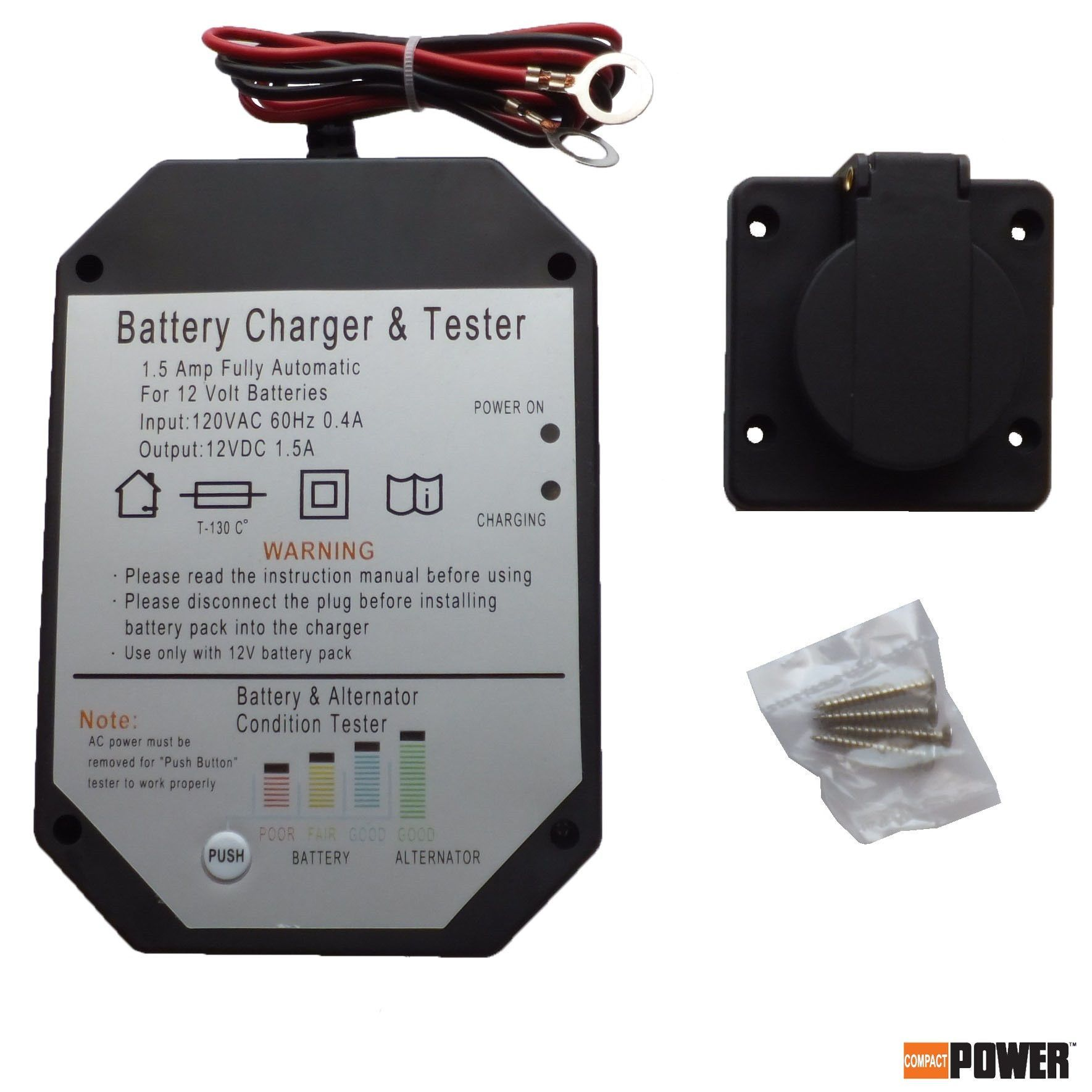 panel mount battery charger with battery tester 1 5 amps 4 prong trailer wiring diagram 4 prong trailer wiring diagram 4 prong trailer wiring diagram 4 prong trailer wiring diagram