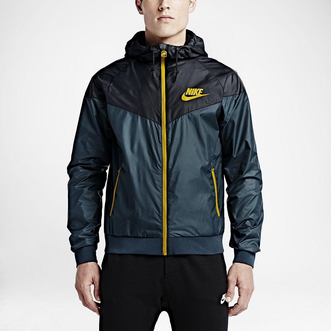 Nike windrunner menus jacket nike store nike in pinterest