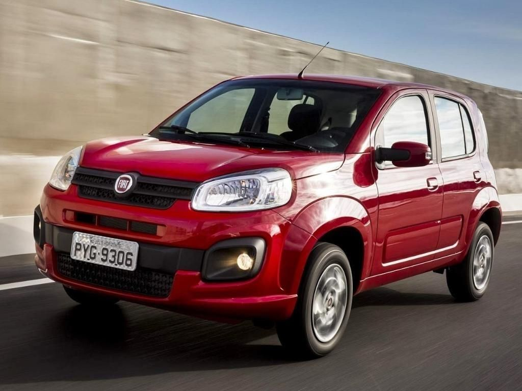 Por Dentro Dos Planos Da Fca Fiat Uno Carro Mais Vendido E Carros