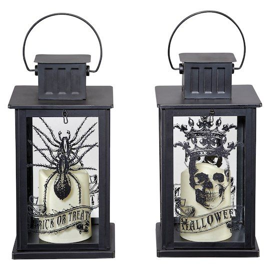 Purchase the Halloween LED Candle Lantern with By Ashland® at - halloween michaels