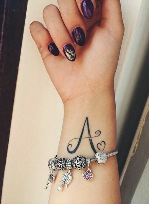 Pin By Ayesha On Love Pics Alphabet Tattoo Designs Tattoo Alphabet Tattoo Lettering