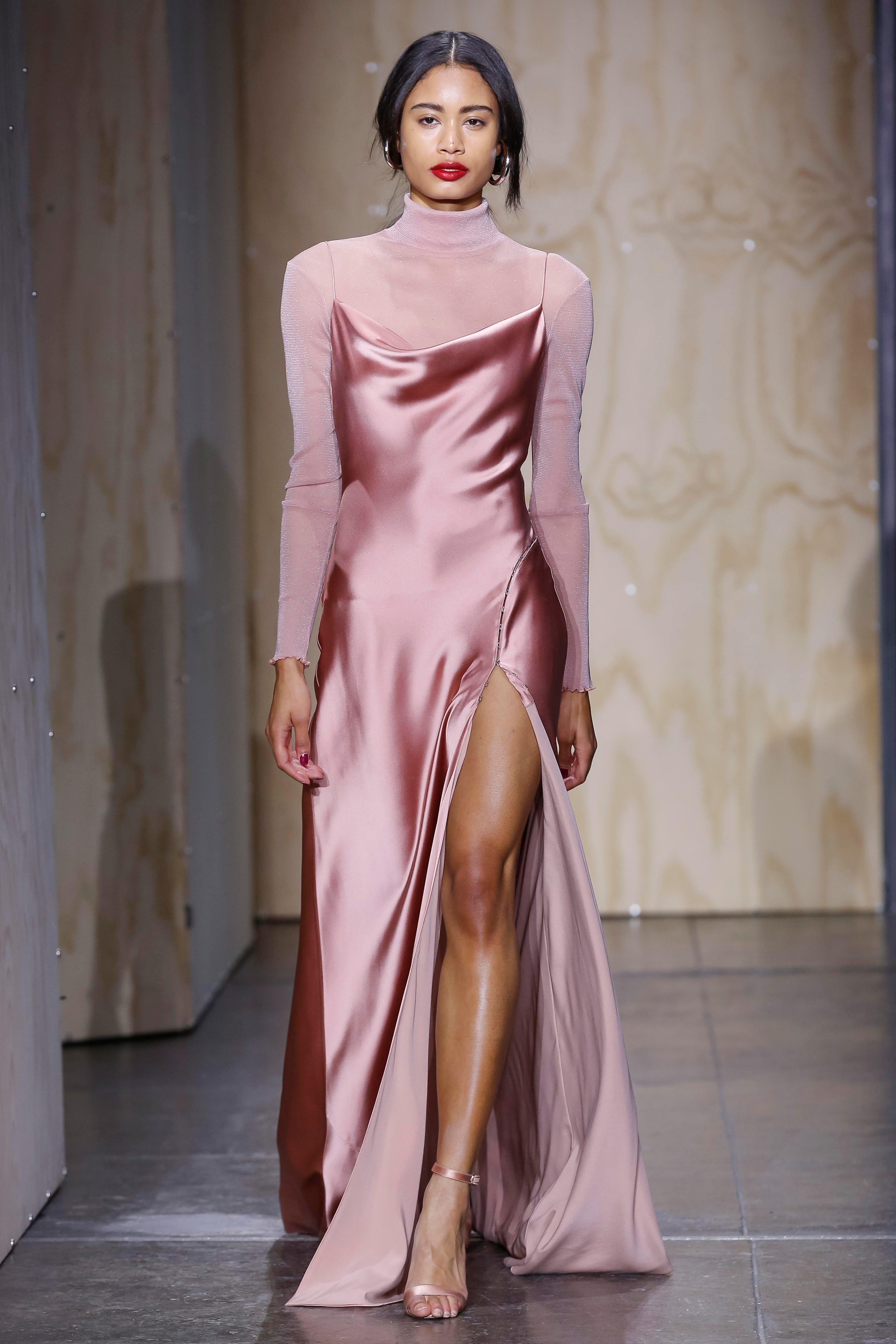 fb7169861b3 Jonathan Simkhai Fall 2019 Ready-to-Wear Fashion Show in 2019 ...