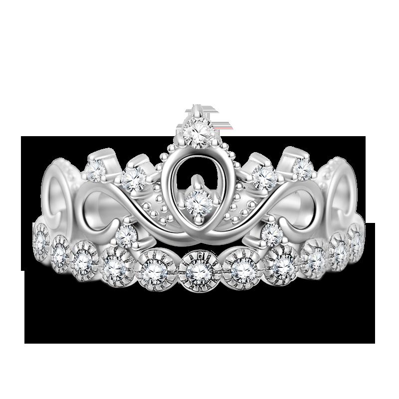Crown For My Love Ring Love Ring Princess Ring Princess Tiara Ring