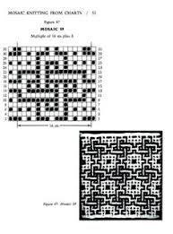 Baskenmutze Im Mosaikmuster