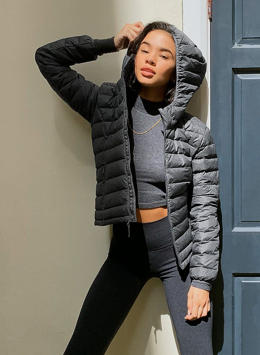 Botanie Puffer Puffer Jacket Style Denim Accessories Coats For Women [ 1147 x 840 Pixel ]