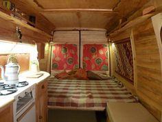 Small Van Conversion Ideas