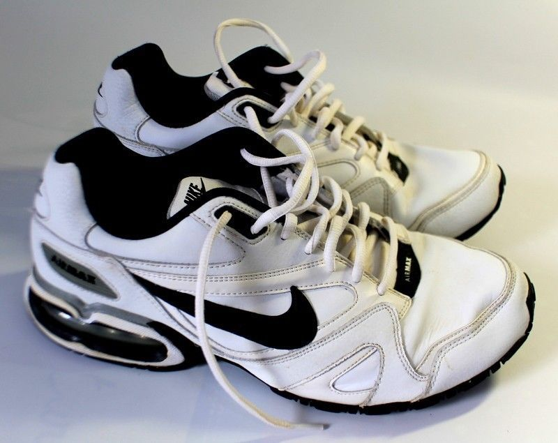 nike air max brs 1000 crbon rubber Black and white men