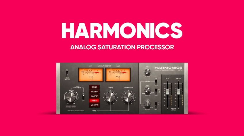 Harmonics Saturation Vst Plugin Released By Softube With Images