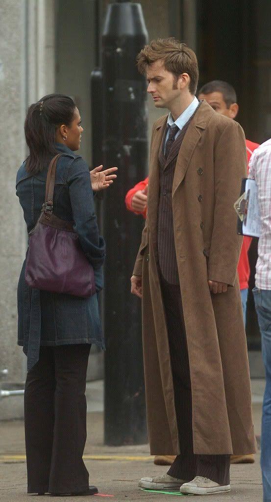 Doctor and Martha