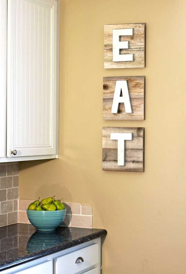 30 Of The Most Extraordinary Beautiful Kitchen Diy Pallet Projects Diy Pallet Projects Diy Decor Diy Home Decor