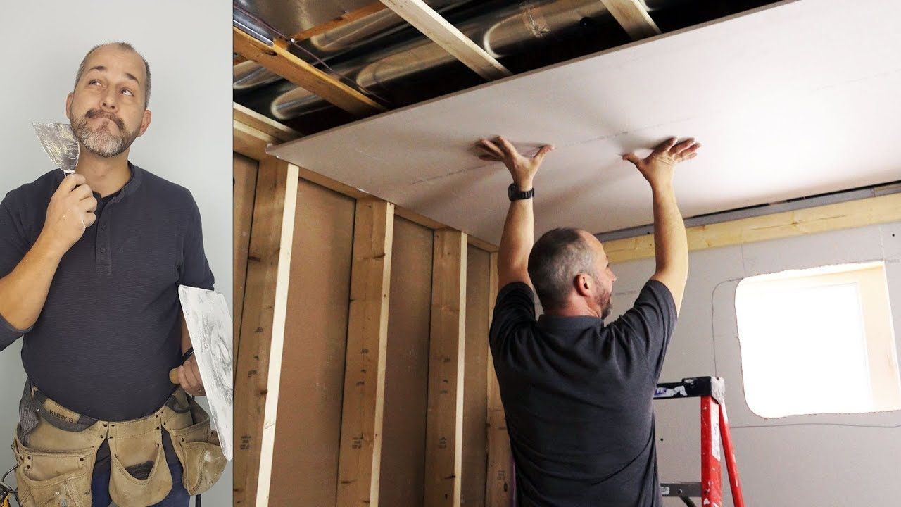 Complete Drywall Installation Guide Part 2 Installing Drywall On
