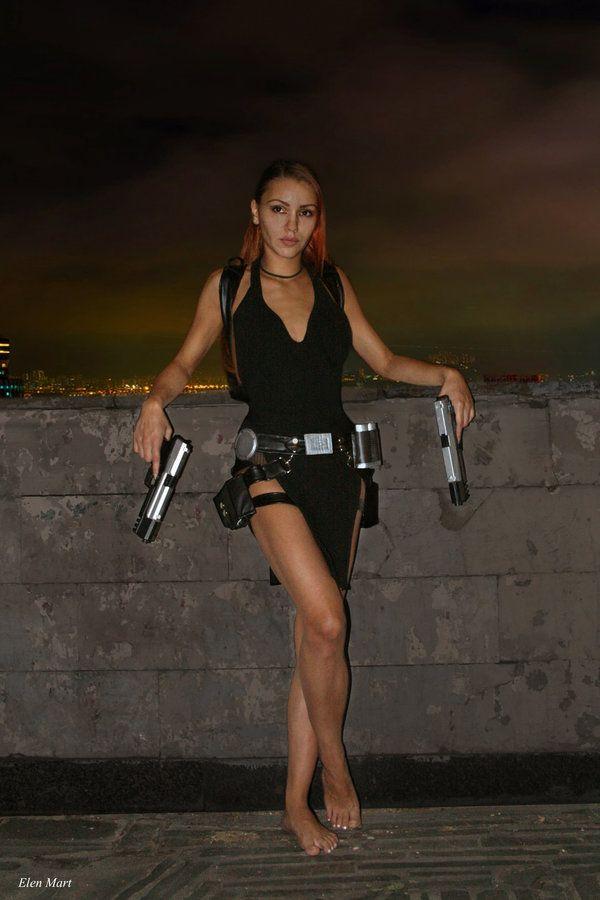 Lara Croft Tomb Raider The Cradle of Life Alison Carroll