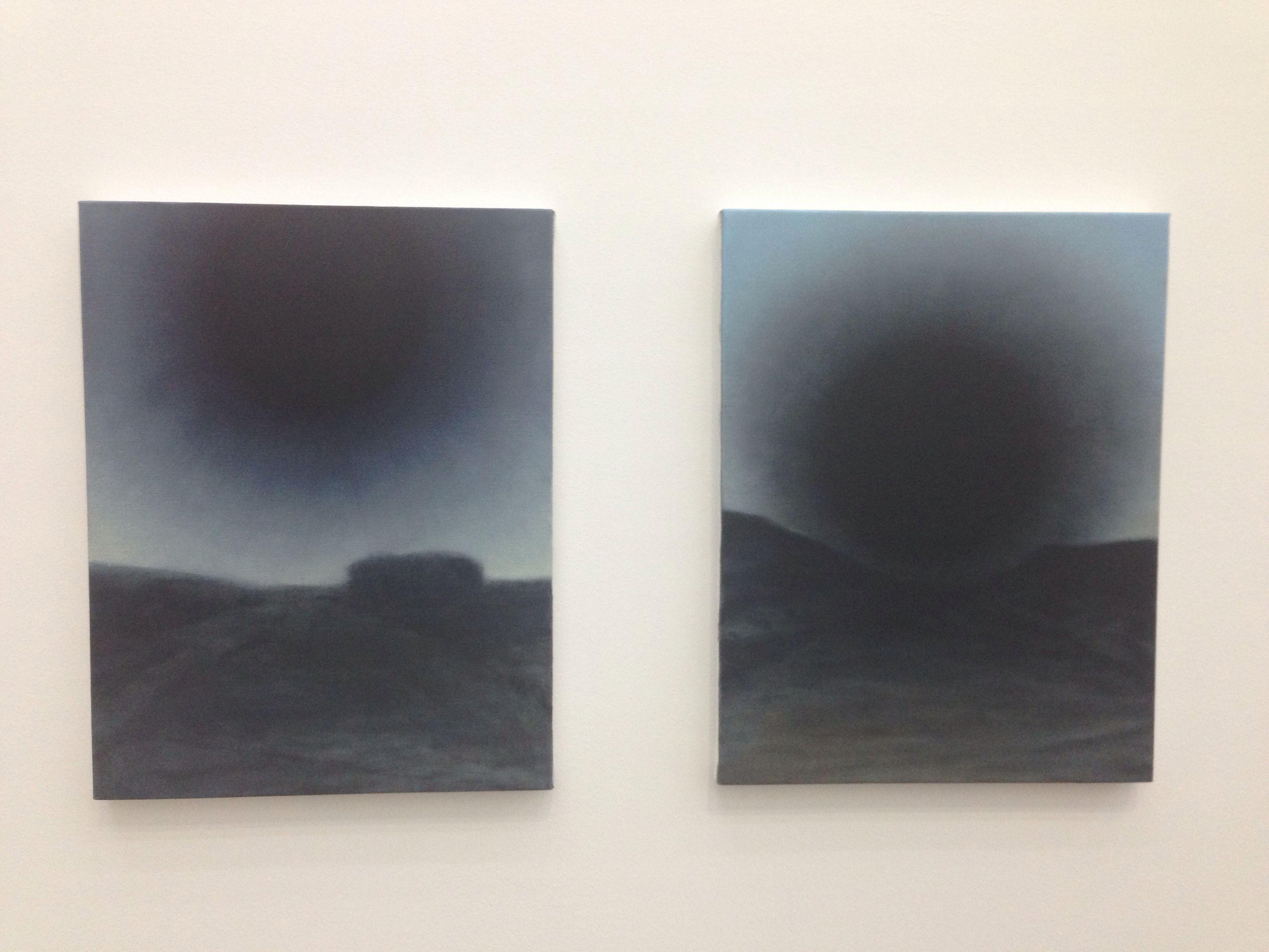 Tim Eitel Nebel Und Sonne Galerie Eigen Art Berlin 2014 Art Painting Art Painting Art Exhibition
