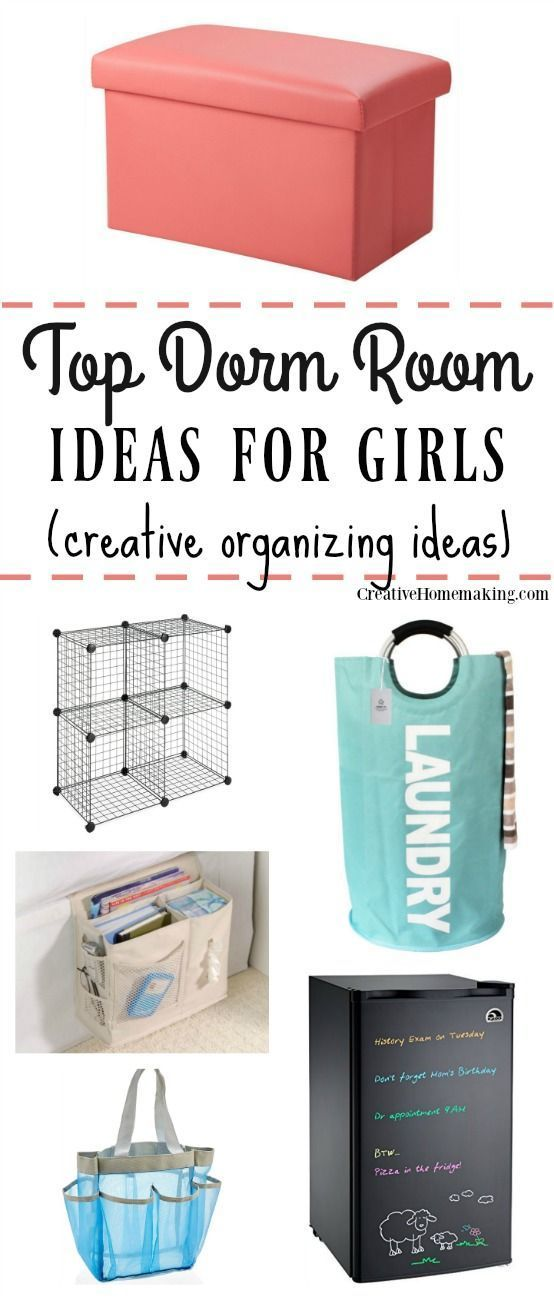 Best Dorm Room Ideas for Girls