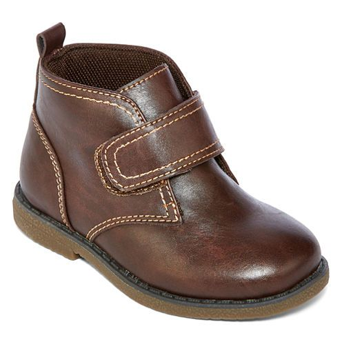 4ca0806639b8c Buy Okie Dokie® Jasper Boys Chukka Boots - Toddler at JCPenney.com today  and enjoy great savings.