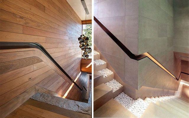 Decofilia Blog Pasamanos modernos para escaleras de diseño - Diseo De Escaleras Interiores