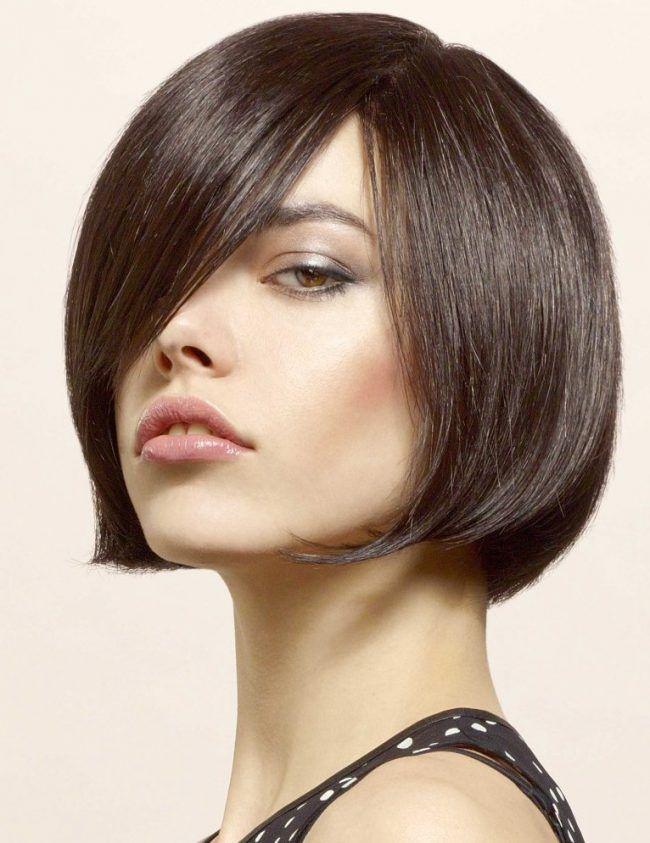 Chin Length Bangs Hairstyles #ShortHair #Hairstyles ...
