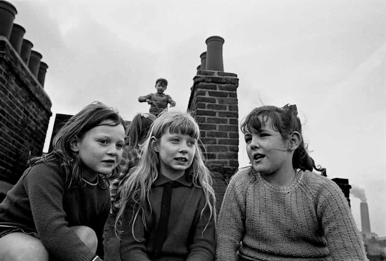Photos Of Slum Life In London 196972 Flashbak London
