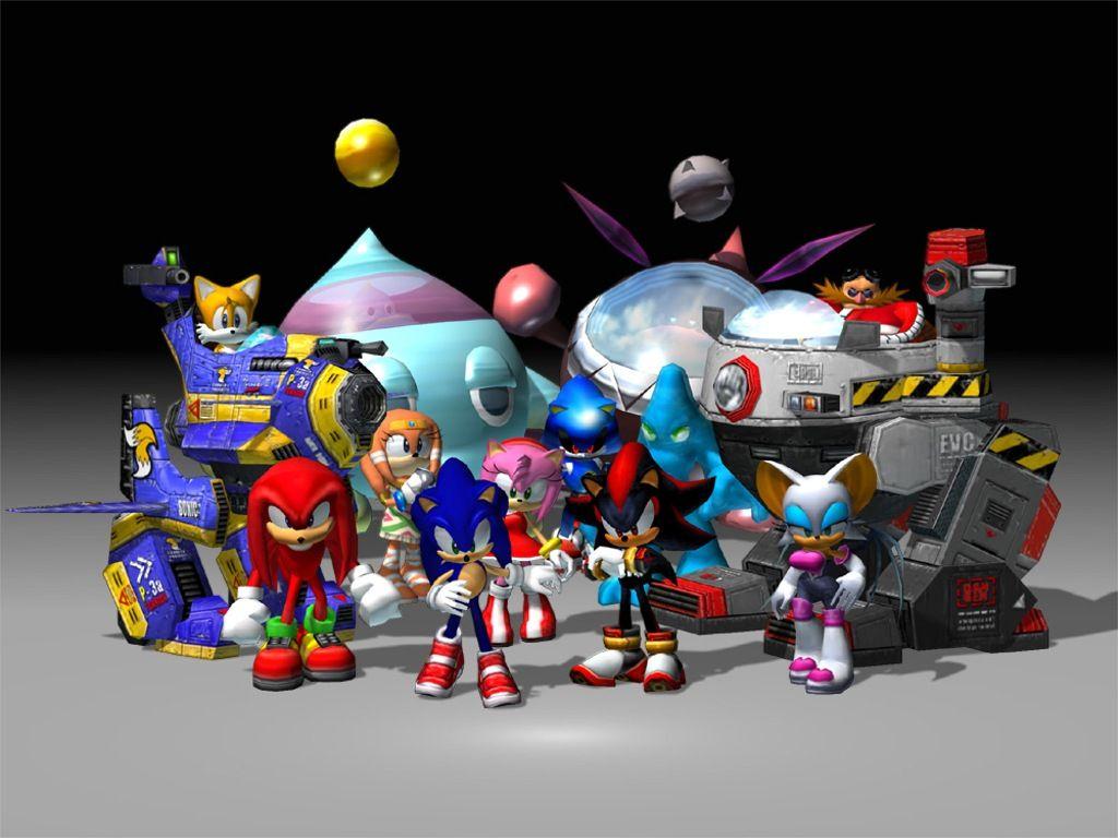 Sonic Adventure 2 Battle Wallpaper Sonic Adventure