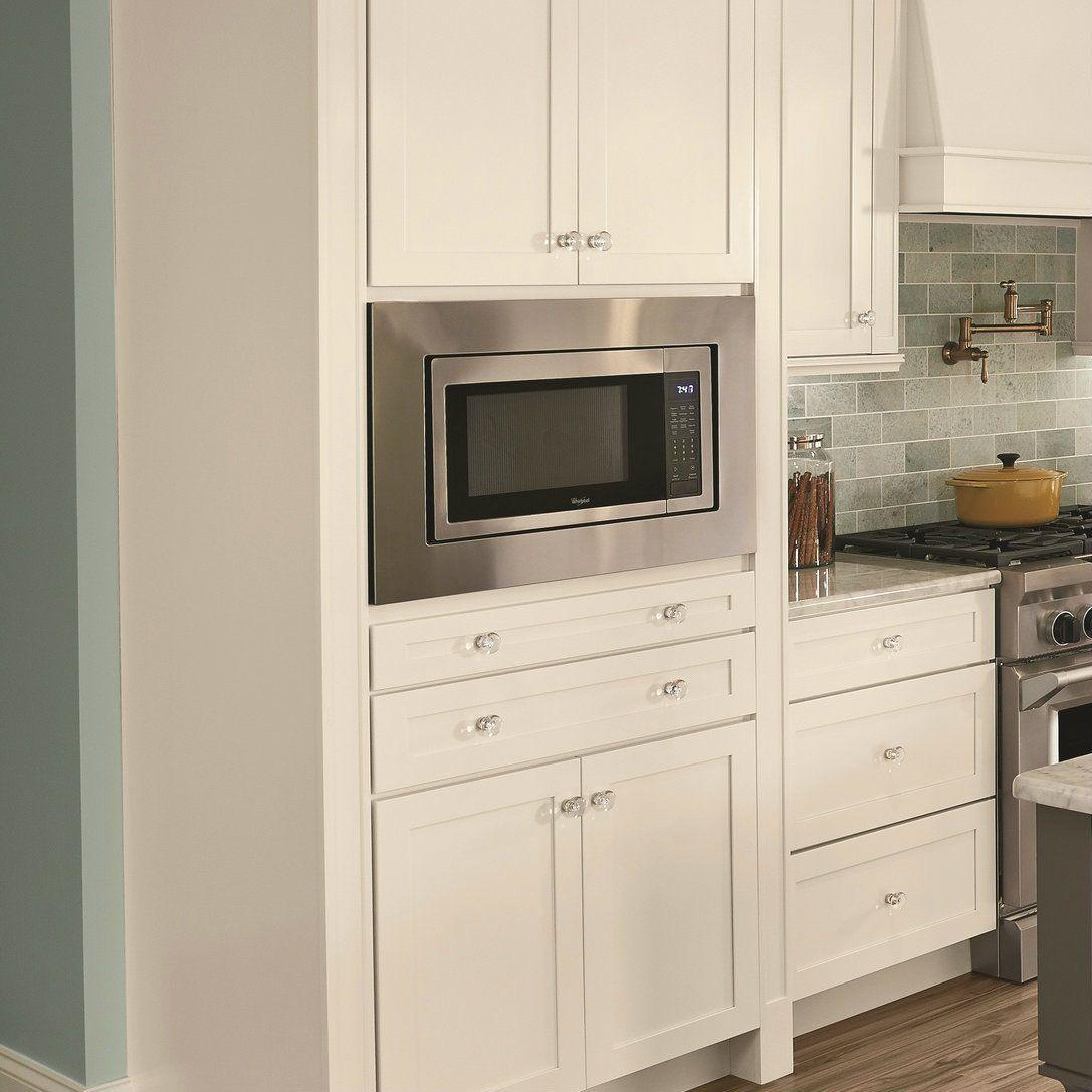 Snack Zone - KraftMaid | Cabinet Features | Pinterest | Kitchen ...