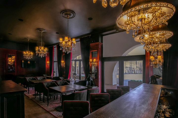 Lord Lounge Restaurant By 2kul Interior Design Jelenia Gra Poland Retail Blog