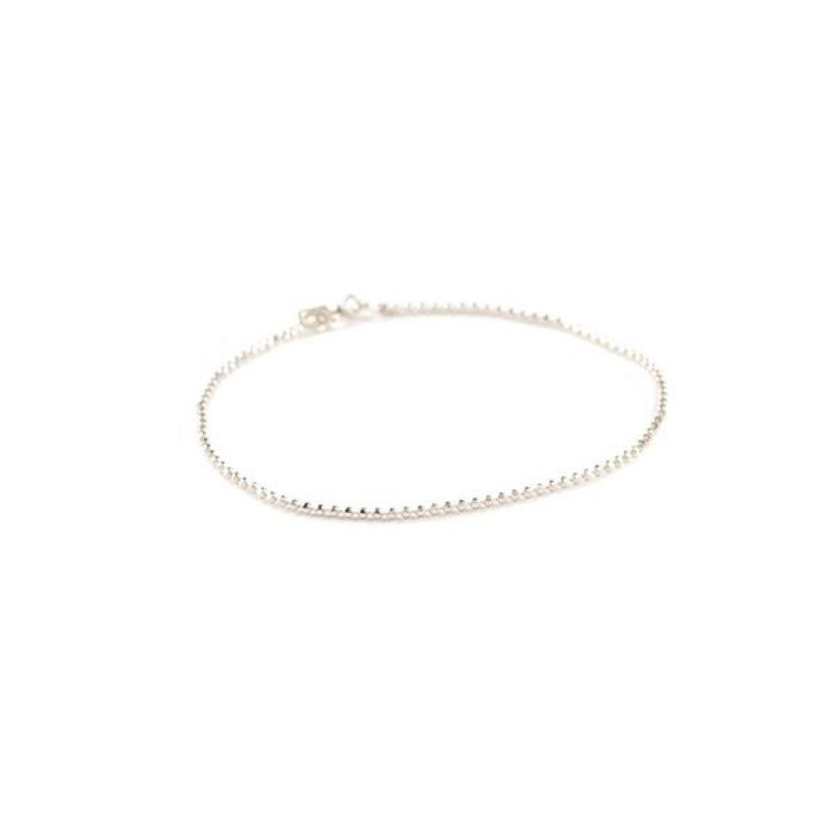 Pernille Corydon Facet plain bracelet - s
