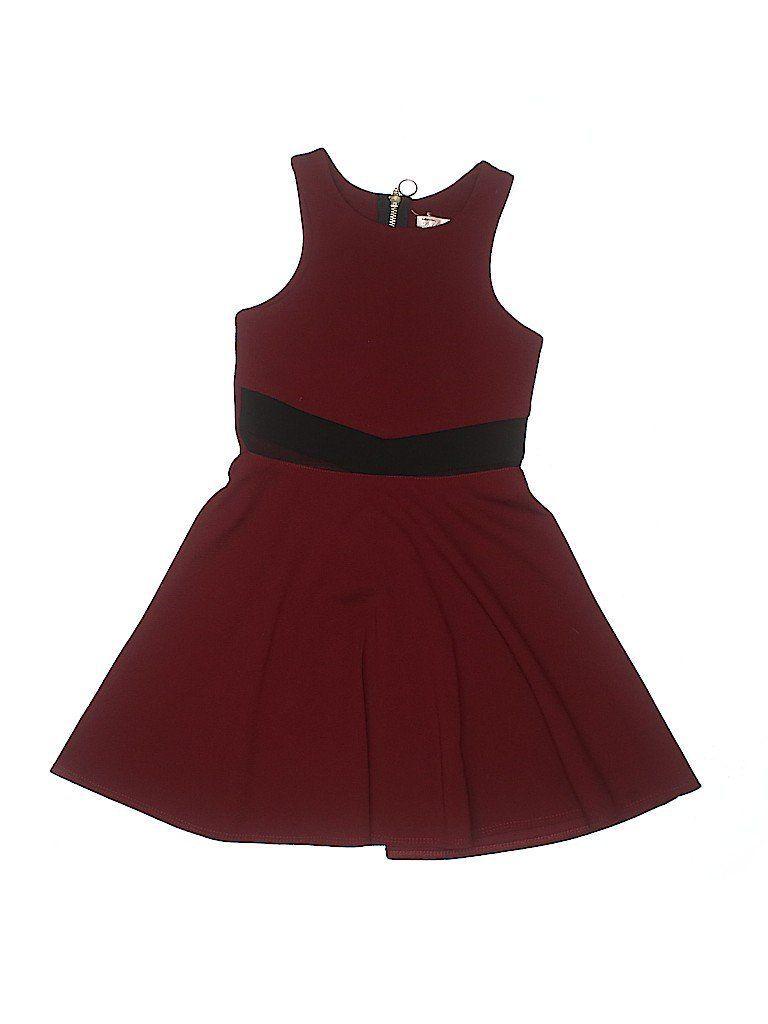 Sally Miller Dress: Burgundy Skirts & Dresses - Used - Size 10 #sallymiller Sally Miller Dress Size: 10 Burgundy Skirts & Dresses - used. 96% Polyester, 4% Spandex, | Sally Miller Dress: Burgundy Skirts & Dresses - Used - Size 10