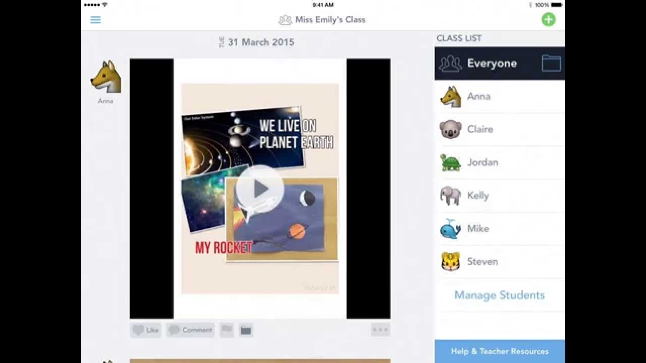 Seesaw How to Setup and Use the iOS 8 Share Extension 12