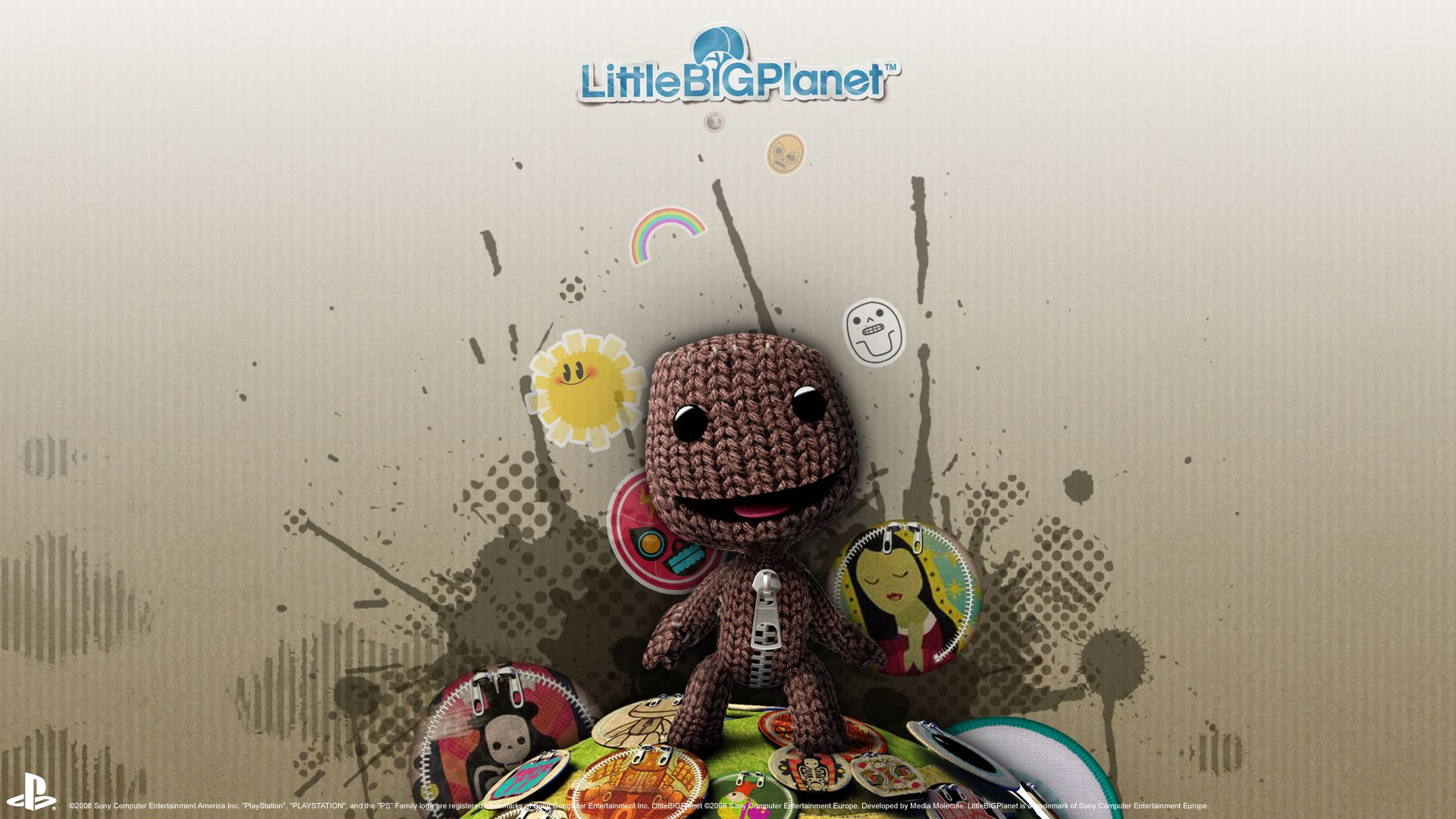 hd little big planet wallpapers