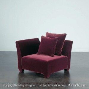 Charming AUGUSTO Corner Sofa
