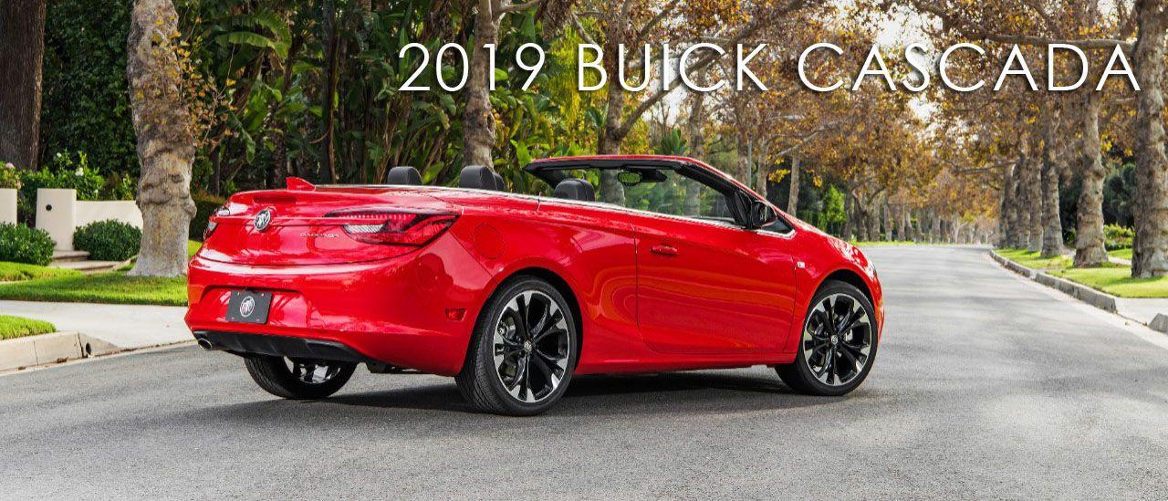 2019 Buick Cascada Convertible Buick Cascada Buick Buick Gmc