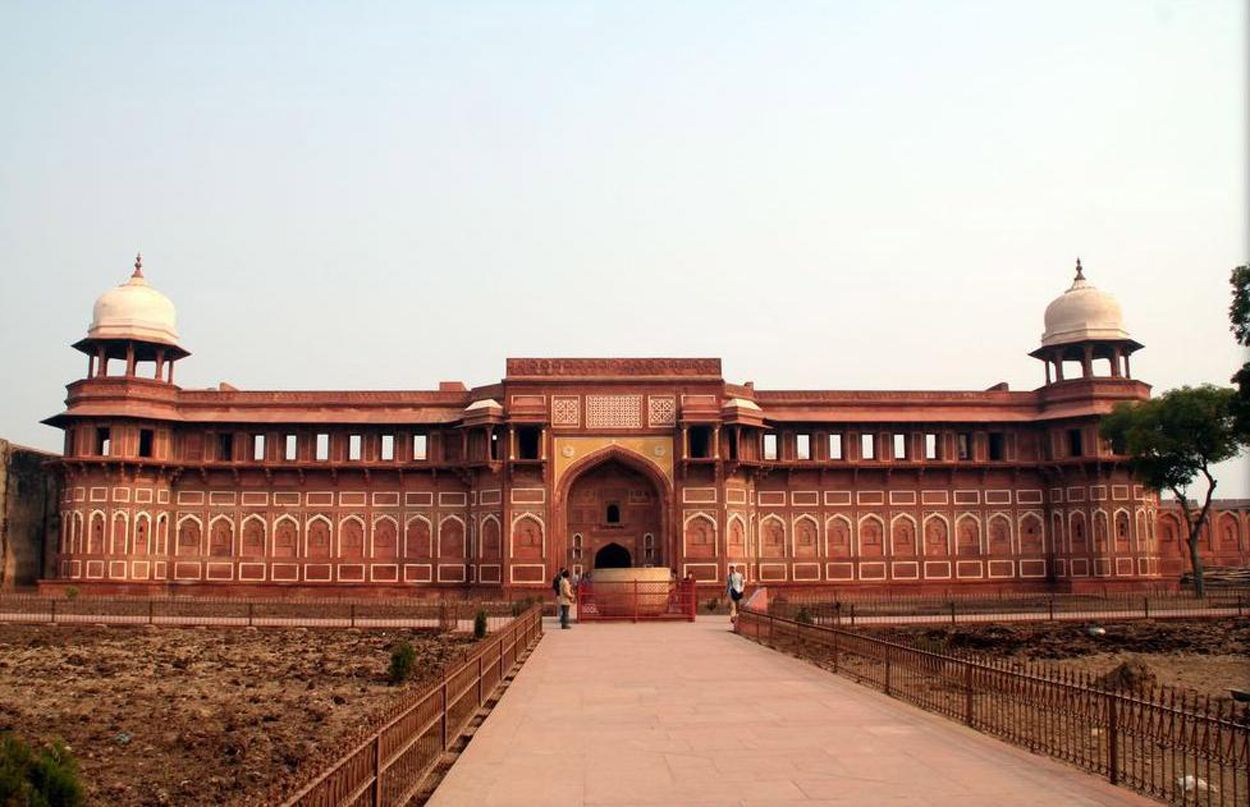 download free agra fort famous place of india desktop wallpaper hd