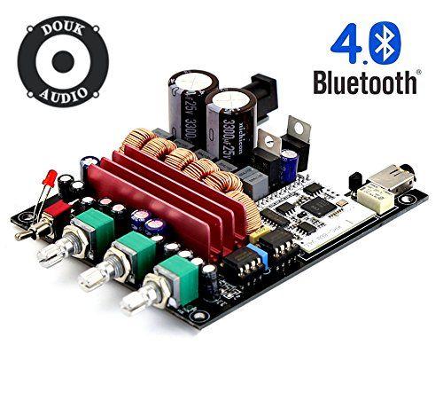 Introducing Nobsound HiFi TPA3116 Bluetooth 40 Digital
