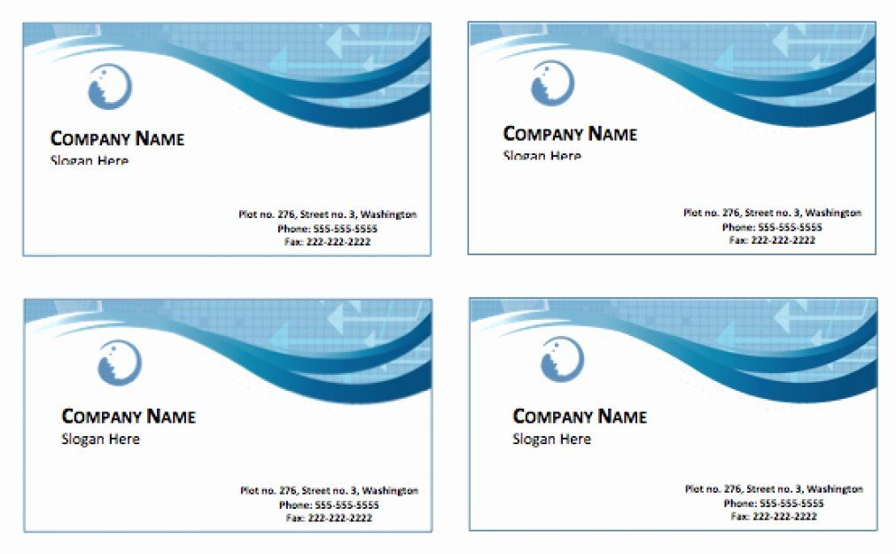 Business Card Template Printable Fresh Download Business Card Template Word Bea Business Card Template Word Free Business Card Templates Download Business Card