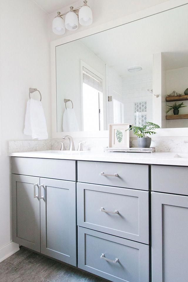 Client Reveal: Fresh Bathroom Updates