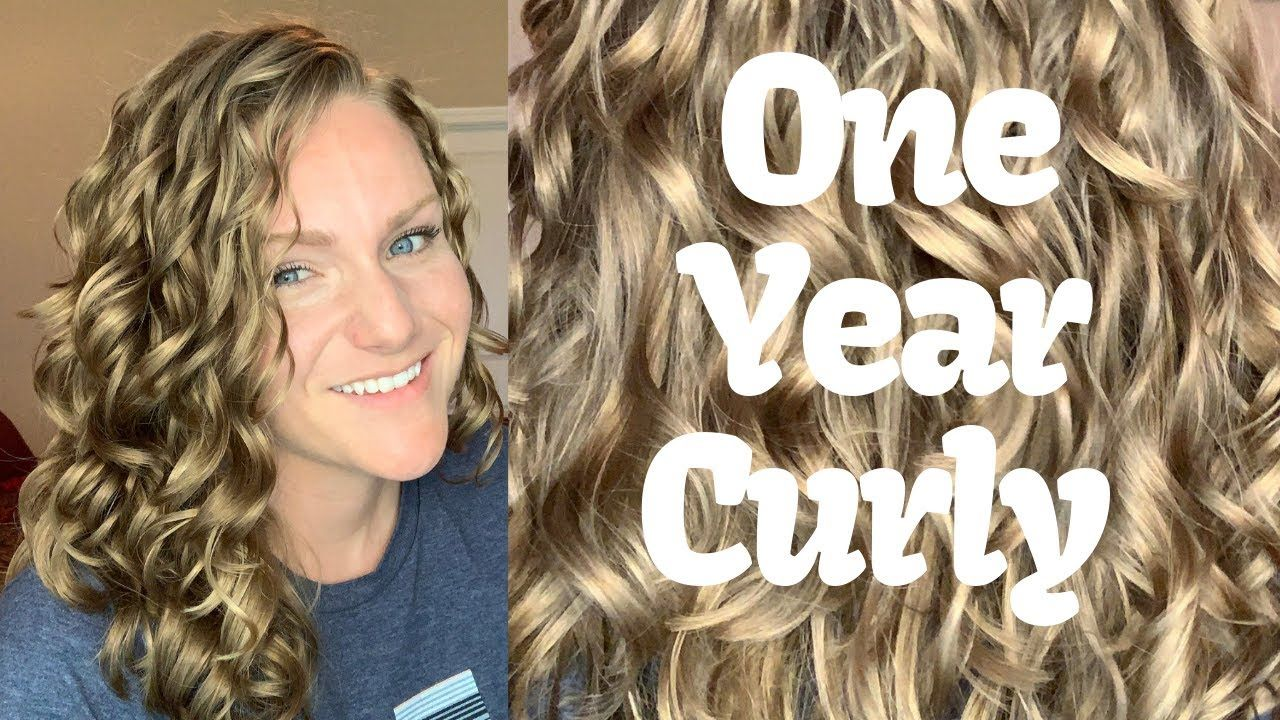 My Curly Hair Journey 2a 2b 2c Curls With Before And After