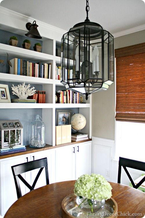 Make Your Dining Room Functional And Organized With These Dining Room Storage Ideas Affordable Home Decor Diy Dining Room Decor