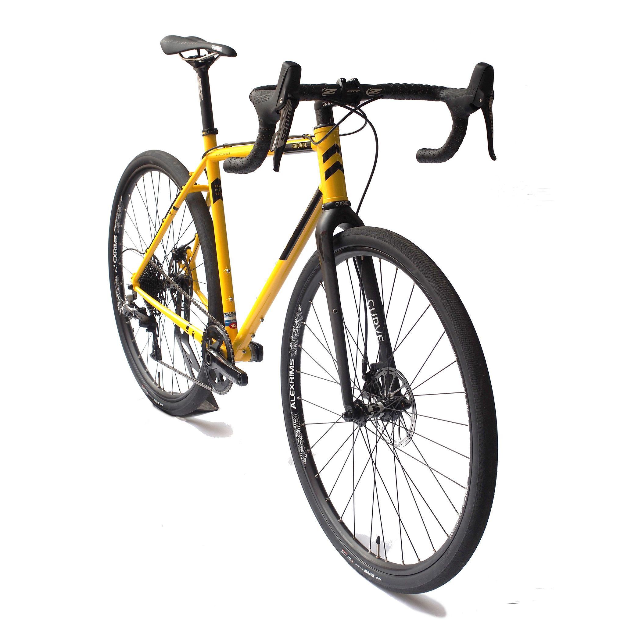 Curve Grovel V2 - Steel Cross/Touring Bike - Curve Cycling | Cycling ...