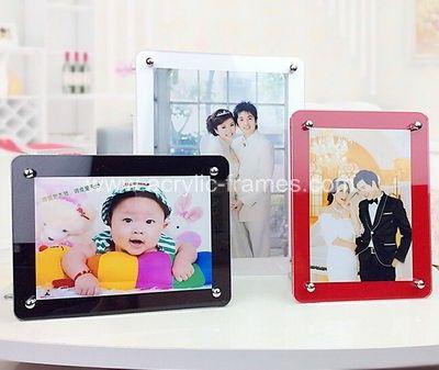 Acrylic Block Magnetic Photo Frame Acrylic Photo And Picutre Frames Acrylic Picture Frames Magnetic Photo Frames Acrylic Photo Frames