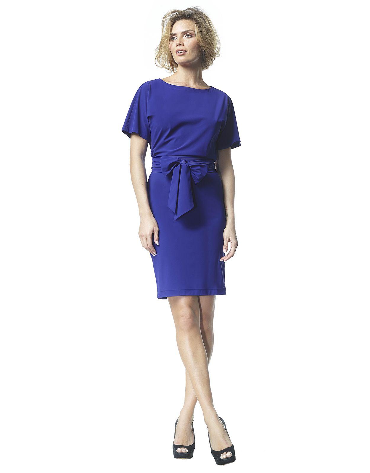 1f1aeeb29e45 Aretha - royal blue - LaDress by Simone