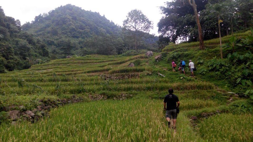 Trekking Santai Nikmati Pemandangan Alam Ke Curug Ciranca Cirebon Pemandangan Jalan