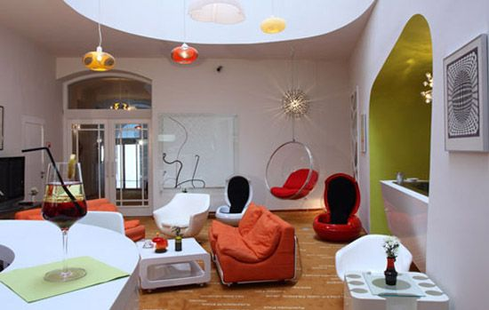 Retro Furniture Decor Ideas 70s Style 13 Retro Living Rooms