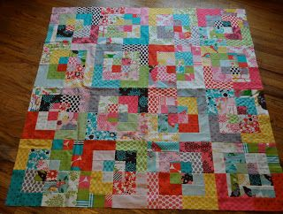 Lucy & Norman: It's A Hoot Triple-Squared Quilt Tutorial!!!