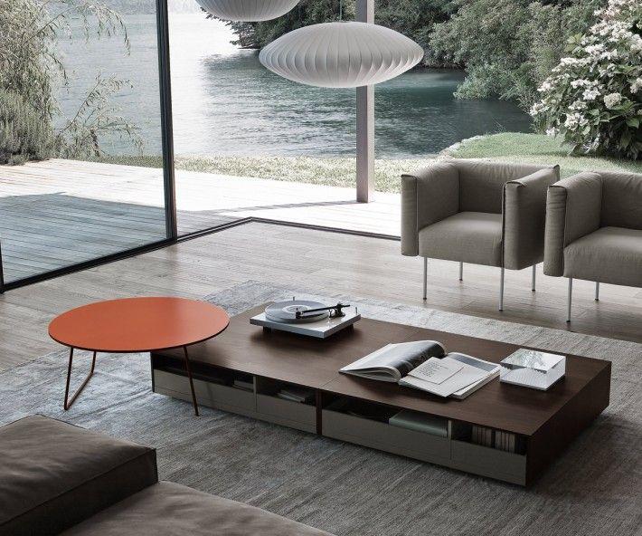 Novamobili Couchtisch Reverse Seven Ist Minimalistisch Im Design.  #Couchtisch #Tisch #Wohnzimmer #