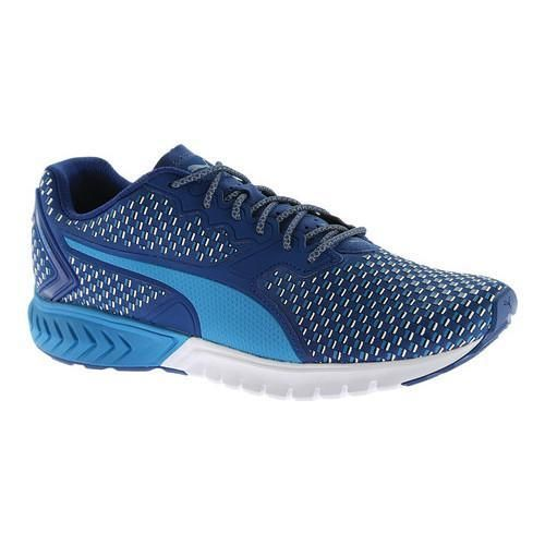 Puma / Ignite Dual Shift Shoes / Blue Danube-True Blue