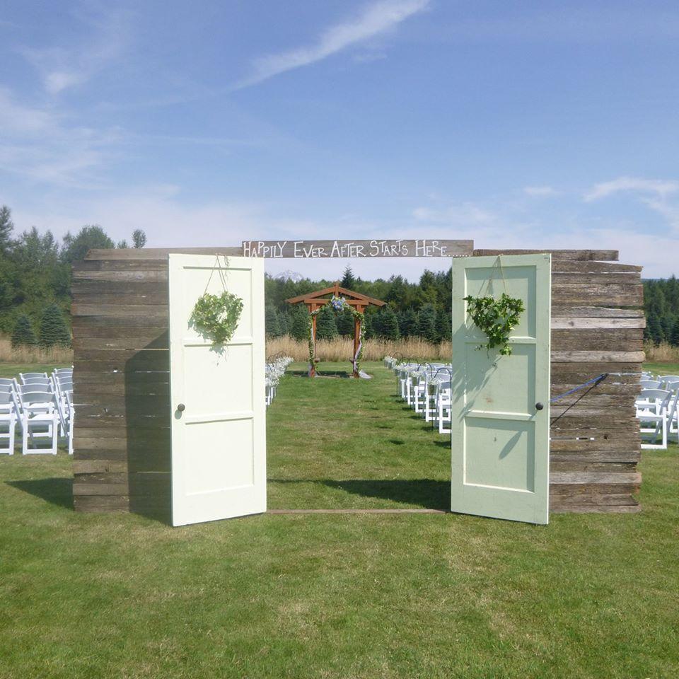 Mountain View Weddings Sandy Or Mountain View Weddings Outdoor Wedding Venues Outdoor Decor