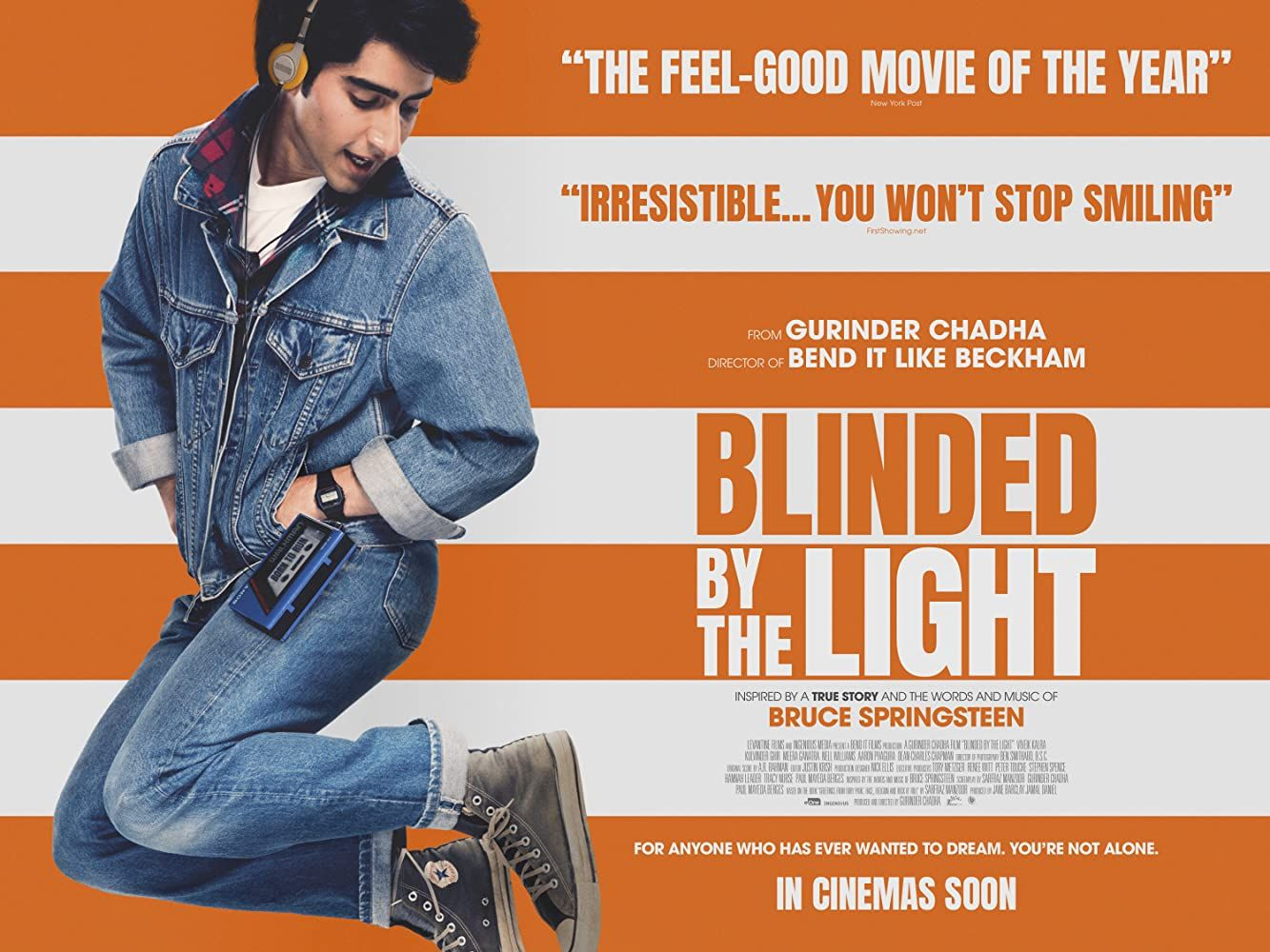 Watch Blinded By The Light 123movies In 2020 Light Movie Blinded By The Light Light Film